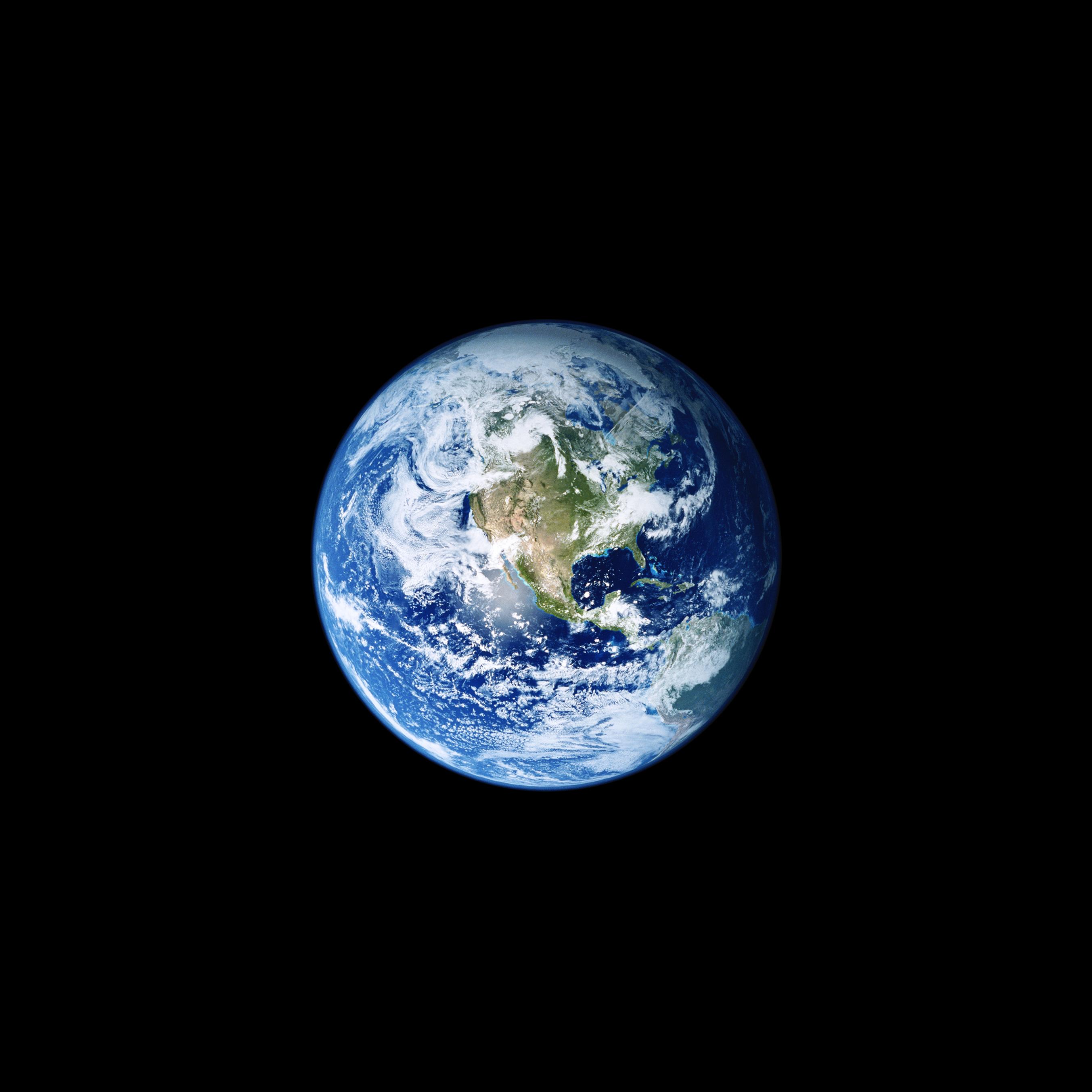 Earth iOS 11 GM iPhone wallpapers - Trọn bộ hình nền mới của iOS 11