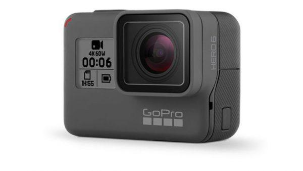 GoPro Hero 6 Black 600x338 - GoPro Hero 6 Black là thiết bị gì?