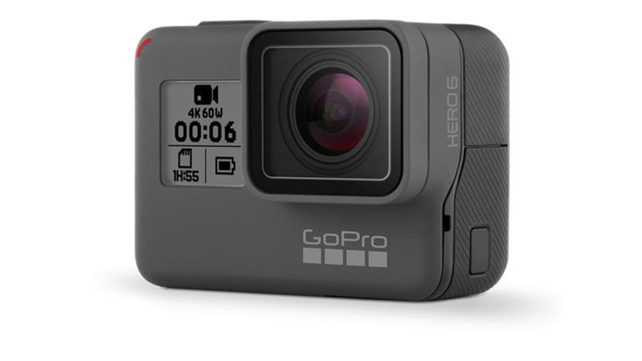 GoPro Hero 6 Black - GoPro Hero 6 Black là thiết bị gì?