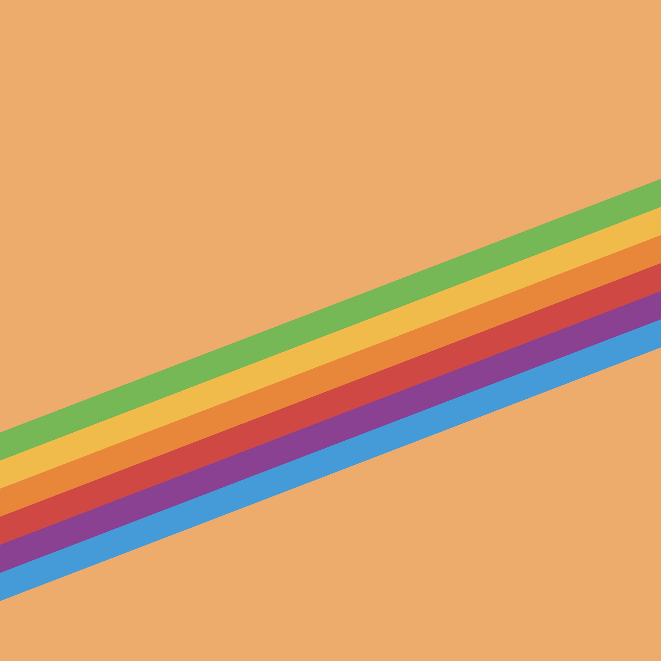 Heritage Stripe Orange iOS 11 GM iPhone wallpapers - Trọn bộ hình nền mới của iOS 11
