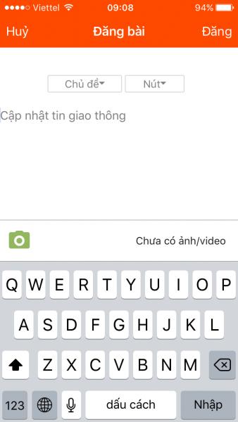 IMG 1854 338x600 - Mạng xã hội cập nhật giao thông các tỉnh thành Việt Nam
