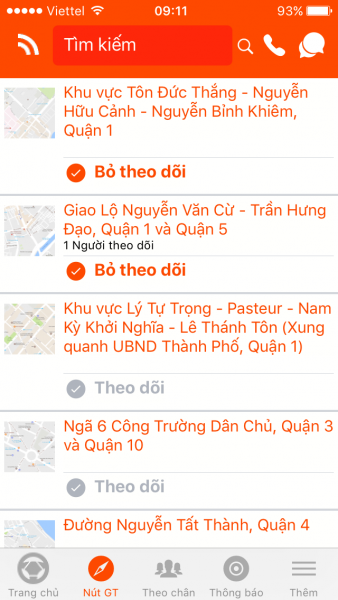 IMG 1857 338x600 - Mạng xã hội cập nhật giao thông các tỉnh thành Việt Nam