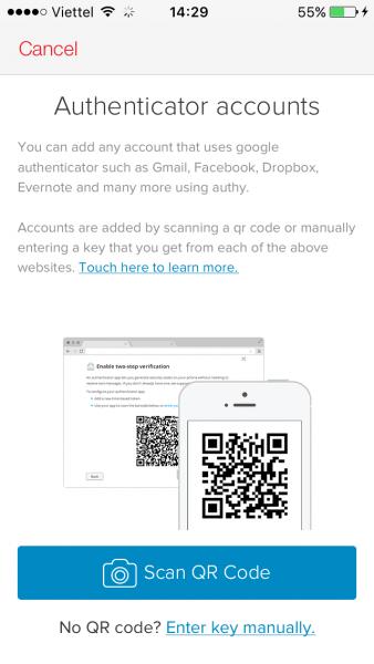 IMG 1950 338x600 - Quản lí mật khẩu và đồng bộ nhiều nền tảng với 2 lớp đăng nhập