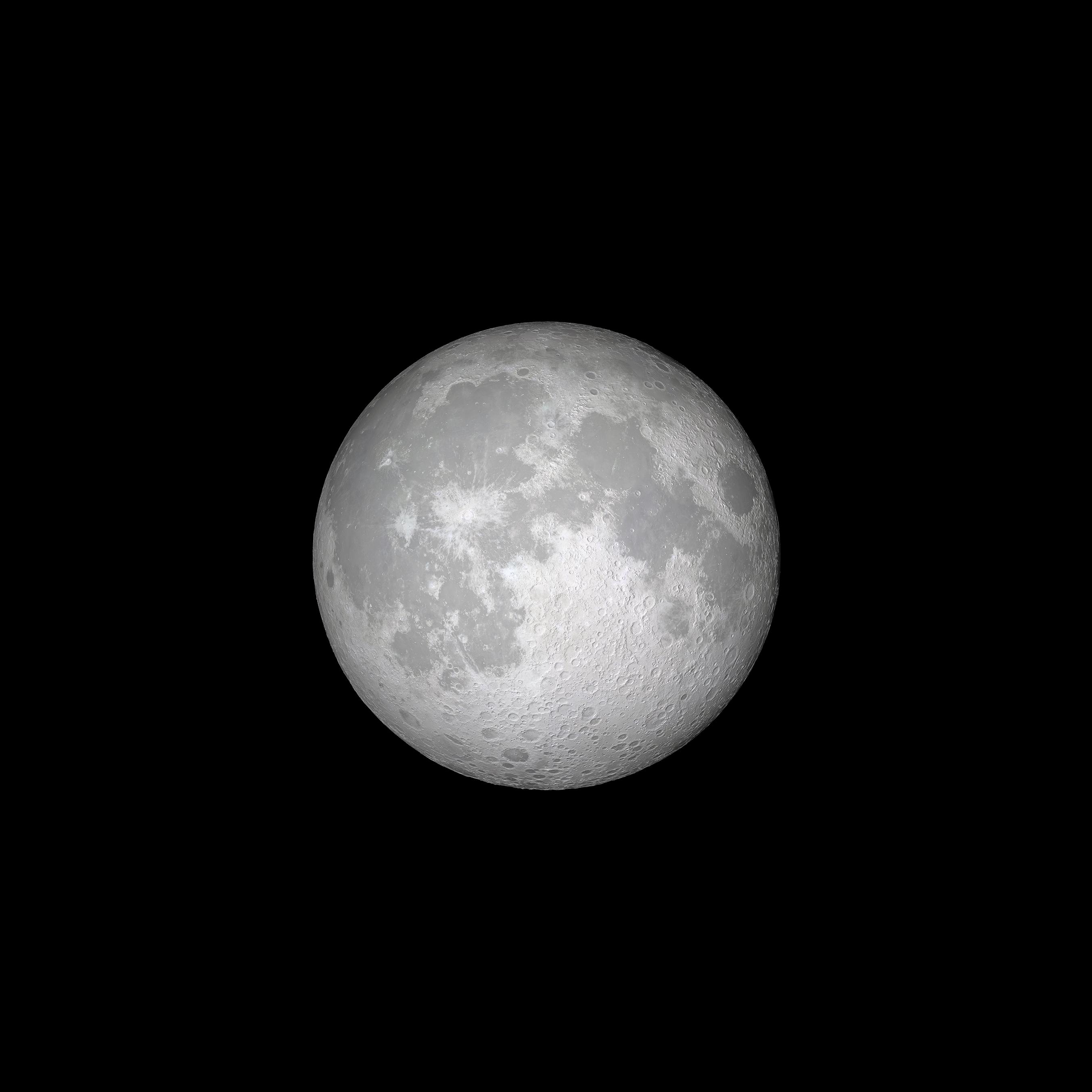 Moon iOS 11 GM iPhone wallpapers - Trọn bộ hình nền mới của iOS 11