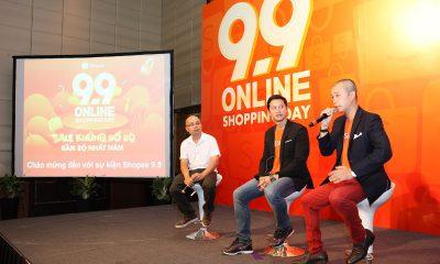 """Shopee 2 400x240 - Shopee khởi động chương trình """"9.9 Online Shopping Day"""""""