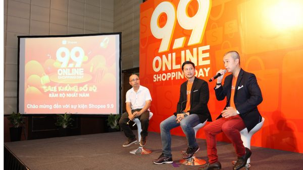 """Shopee khởi động chương trình """"9.9 Online Shopping Day"""""""