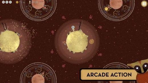 astra 1 - Astra - tựa game cực kỳ độc đáo cho iPhone đang miễn phí