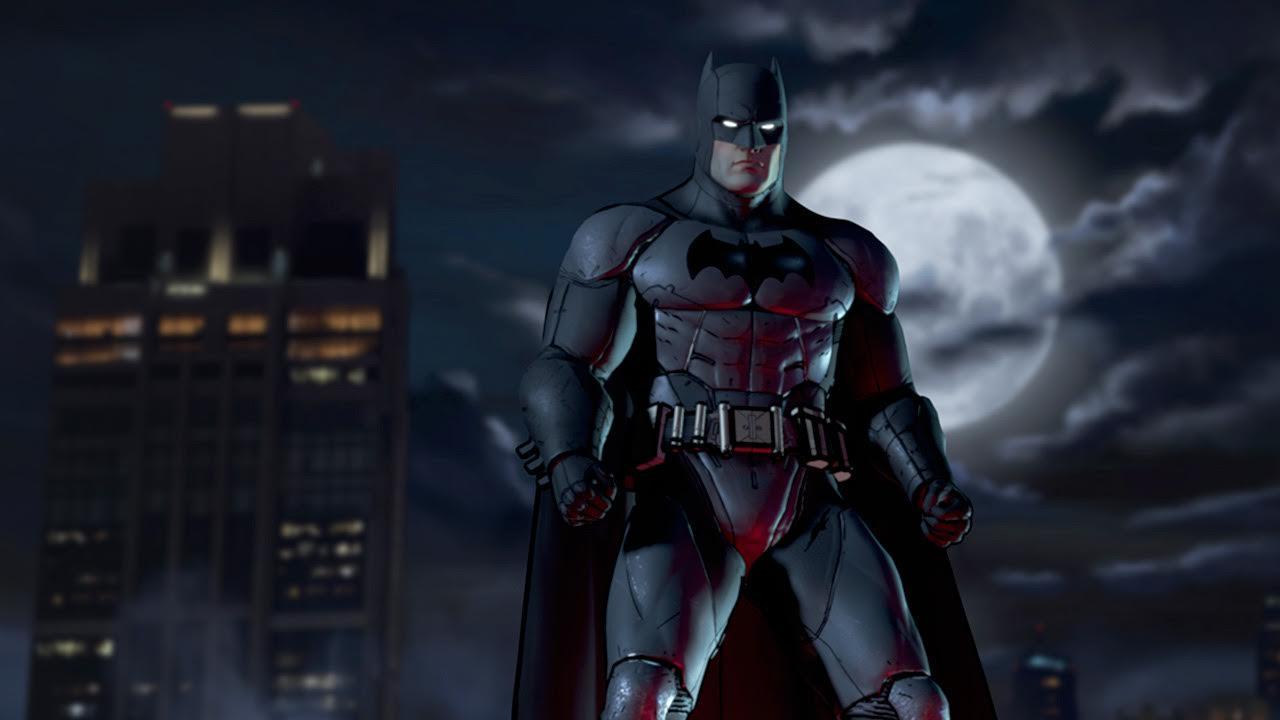 batman telltale series - Batman - The Telltale Series cho iPhone bất ngờ miễn phí