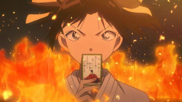 Detective Conan: Crimson Love Letter screencap