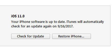ha cap ios 10.3.3 2 - Cách hạ cấp từ iOS 11 xuống iOS 10.3.3