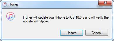 ha cap ios 10.3.3 3 - Cách hạ cấp từ iOS 11 xuống iOS 10.3.3