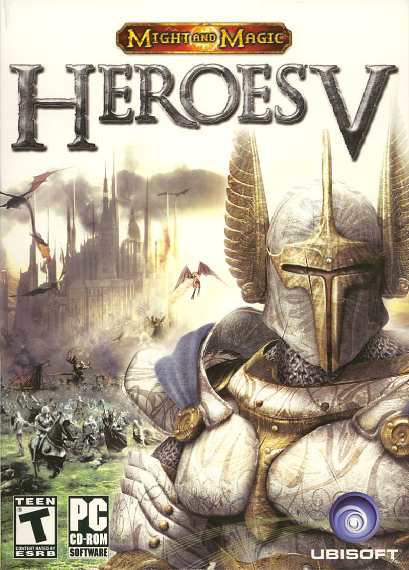 heroes of might and magic v 1 - Game cũ mà hay: Heroes of Might and Magic V