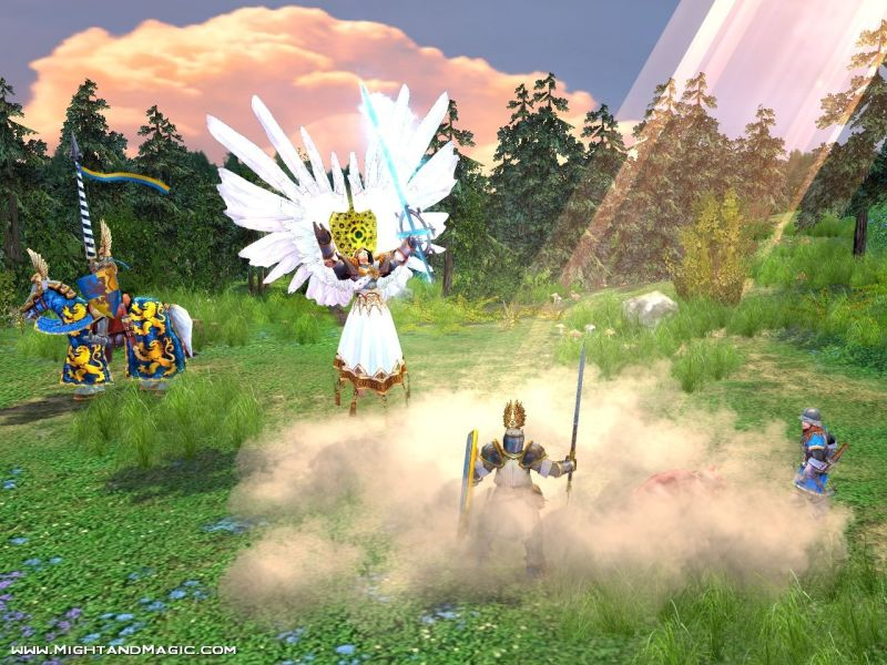 heroes of might and magic v 3 - Game cũ mà hay: Heroes of Might and Magic V