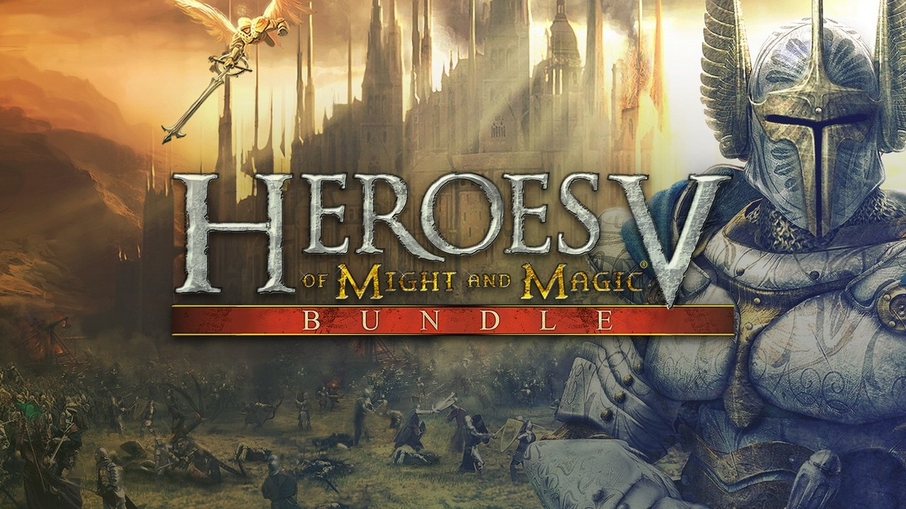 heroes of might and magic v - Game cũ mà hay: Heroes of Might and Magic V