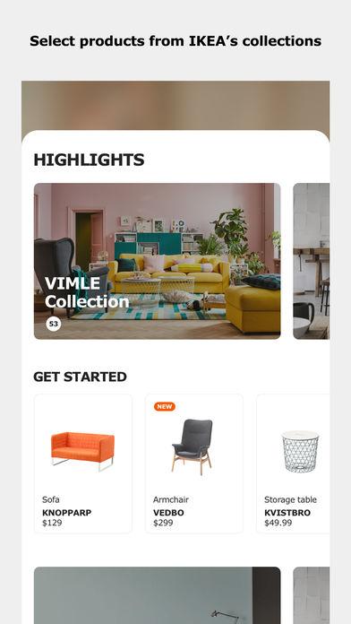 Dùng thử ứng dụng đi chợ nội thất tại nhà bằng AR với Ikea Place 1