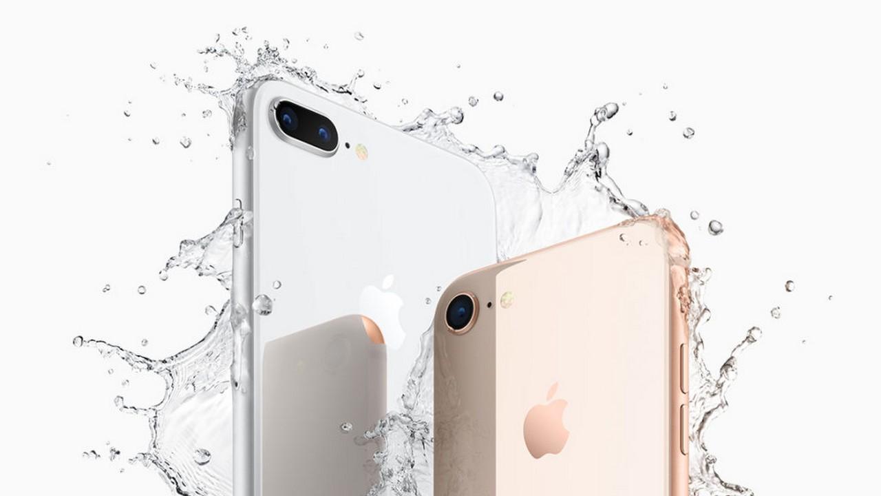 iphone 8 featured - Khả năng chống nước của iPhone 8, 8 Plus và iPhone X thế nào?