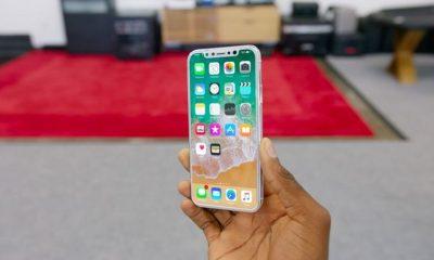 iphone x 2 400x240 - iPhone X sẽ hiển thị hoạt cảnh 3D khi bạn sạc không dây