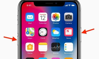 "iphone x 2 featured 400x240 - Cách ""khởi động nóng""(Force Restart) iPhone X"