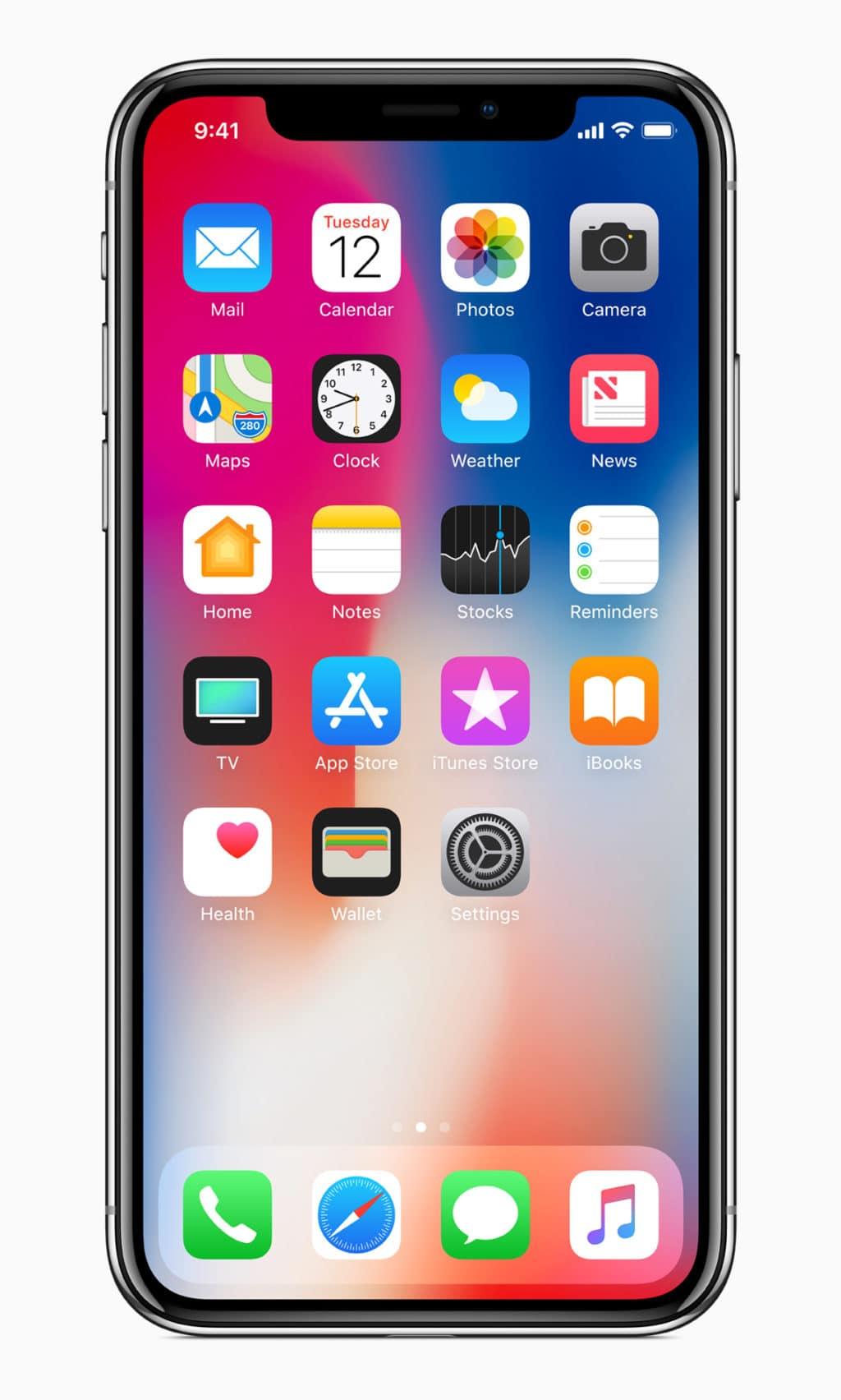 """iphone x 3 - """"Tất tần tật"""" về iPhone X"""