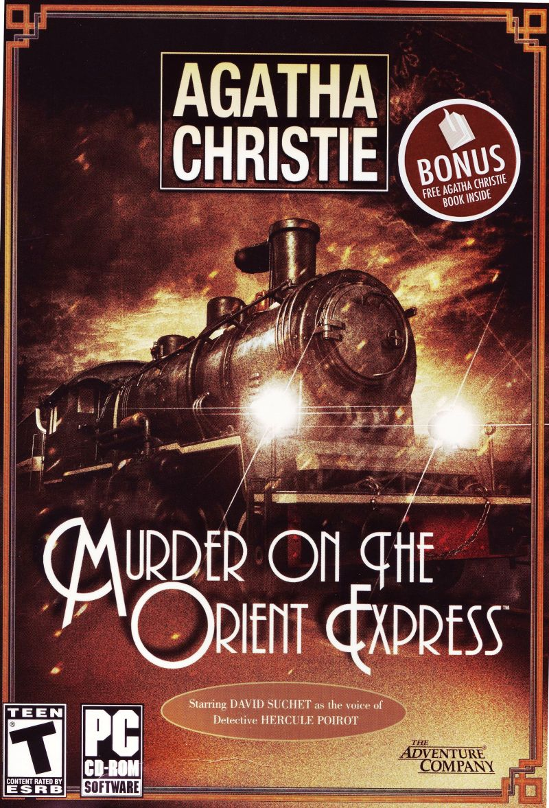 murder on the orient express 1 - Game cũ mà hay - Agatha Christie: Murder on the Orient Express