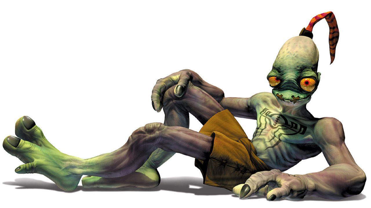 Oddworld: Abe's Oddysee game review