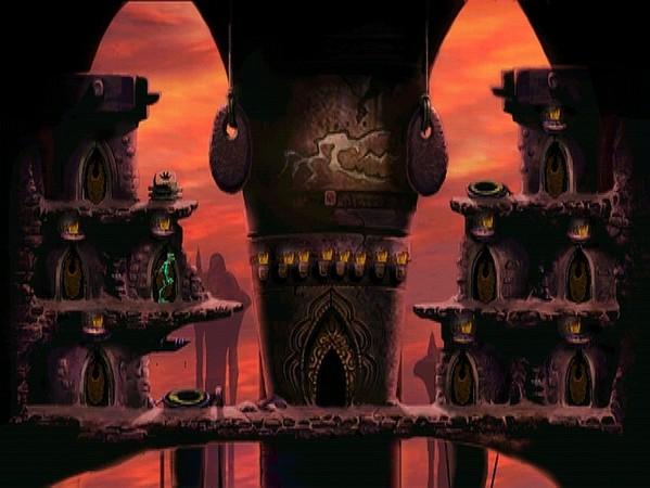 Oddworld: Abe's Oddysee screenshot