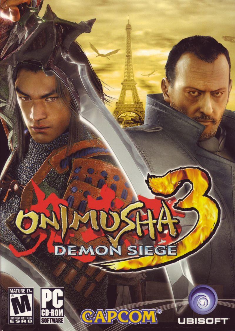 onimusha 3 demon siege 1 - Game cũ mà hay - Onimusha 3: Demon Siege