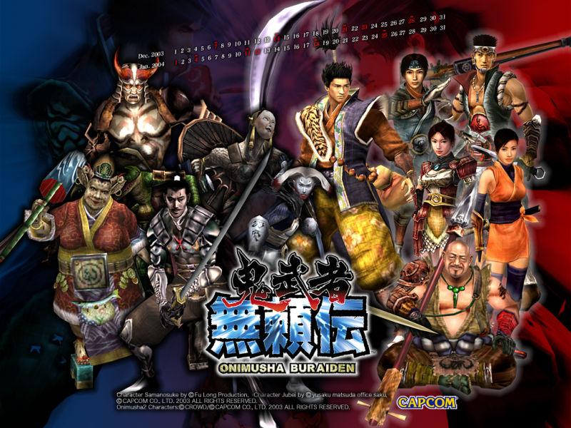 onimusha 3 demon siege 2 - Game cũ mà hay - Onimusha 3: Demon Siege