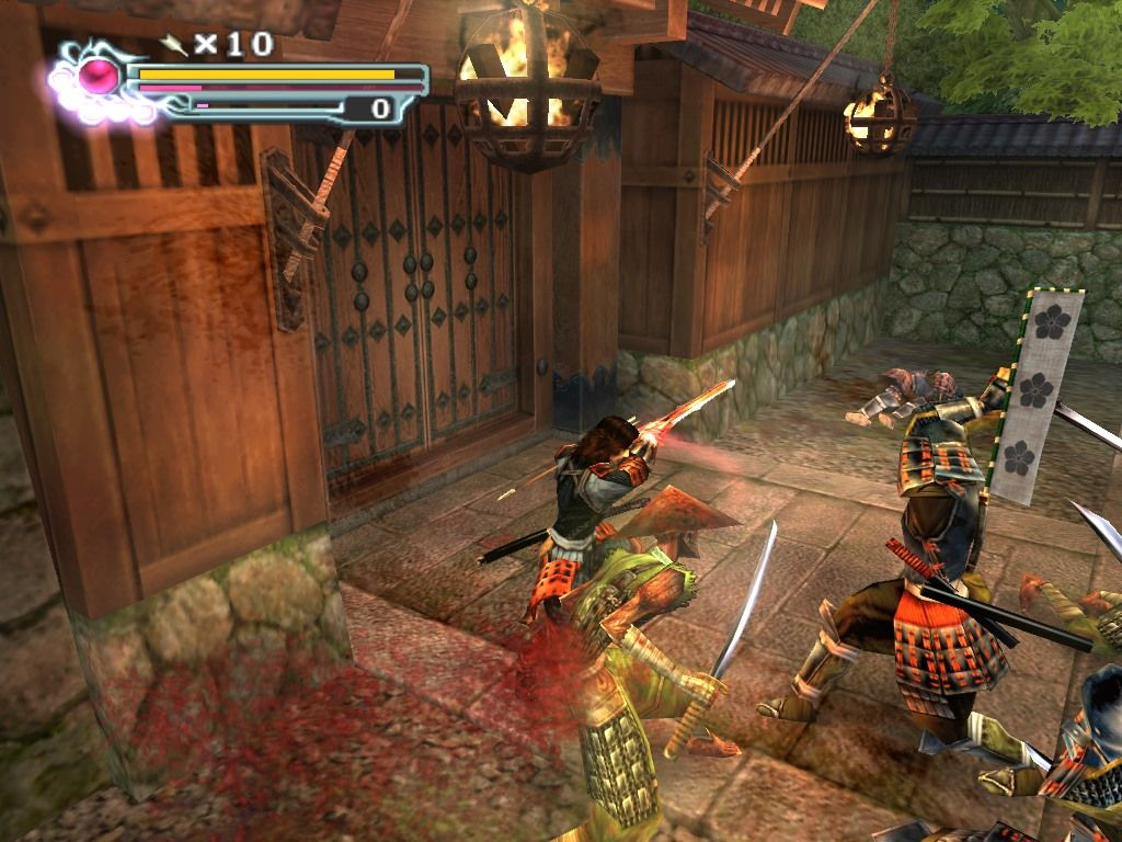 onimusha 3 demon siege 8 - Game cũ mà hay - Onimusha 3: Demon Siege