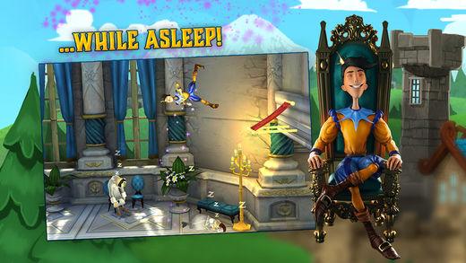 sleeping prince 2 - Game mobile hay: The Sleeping Prince