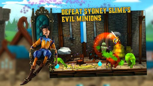 sleeping prince 3 - Game mobile hay: The Sleeping Prince