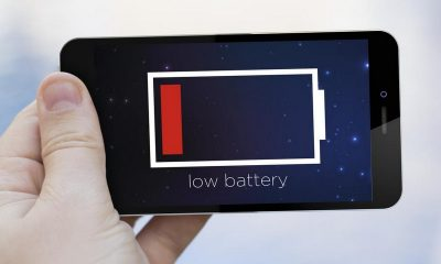 smartphone battery low featured 400x240 - 10 cách tiết kiệm pin cho iPhone chạy iOS 11