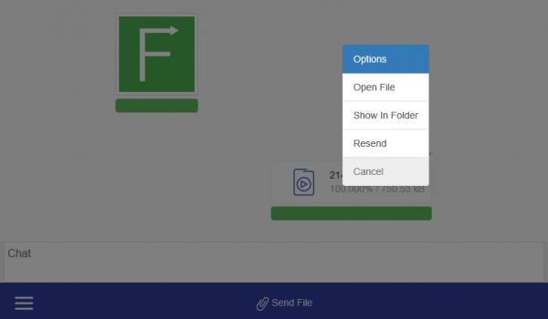 Feem: chia sẻ file không giới hạn giữa nhiều hệ điều hành