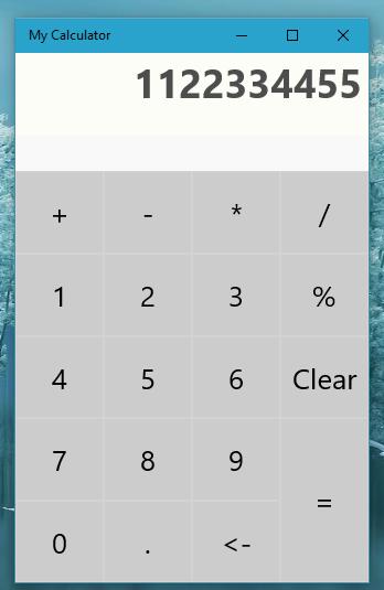 Cách giấu file trên Windows 10 trong ứng dụng máy tính bỏ túi 2
