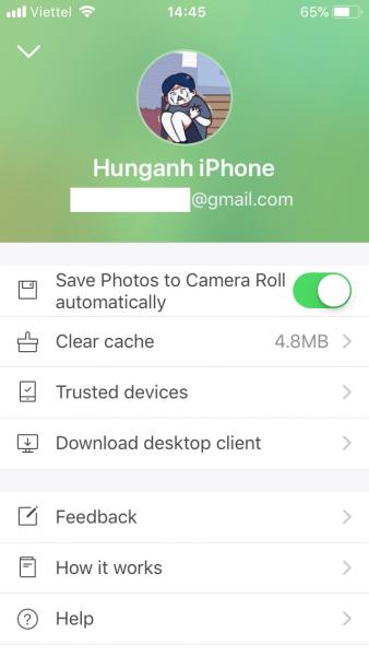 Cách dùng Airdroid cho iPhone, ứng dụng vừa ra mắt trên App
