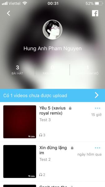 A2 BE5370 20 E9 4 C44 9185 3 C60 AA1 E1460 338x600 - Lizks: Thỏa thích hát karaoke trên Android và iOS với hơn 20 ngàn bài hát