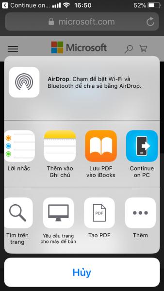 B0056 C00 6335 4297 8134 17 DF41 D69299 338x600 - Cách sử dụng tính năng Continue on PC trên iOS và Android