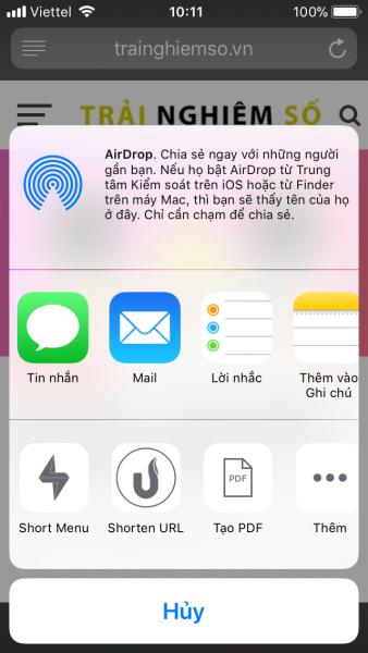 EB79 A0 AF 6 A2 C 479 E 9068  D0 C923861 BD7 338x600 - Top 3 ứng dụng rút gọn link hay cho iOS