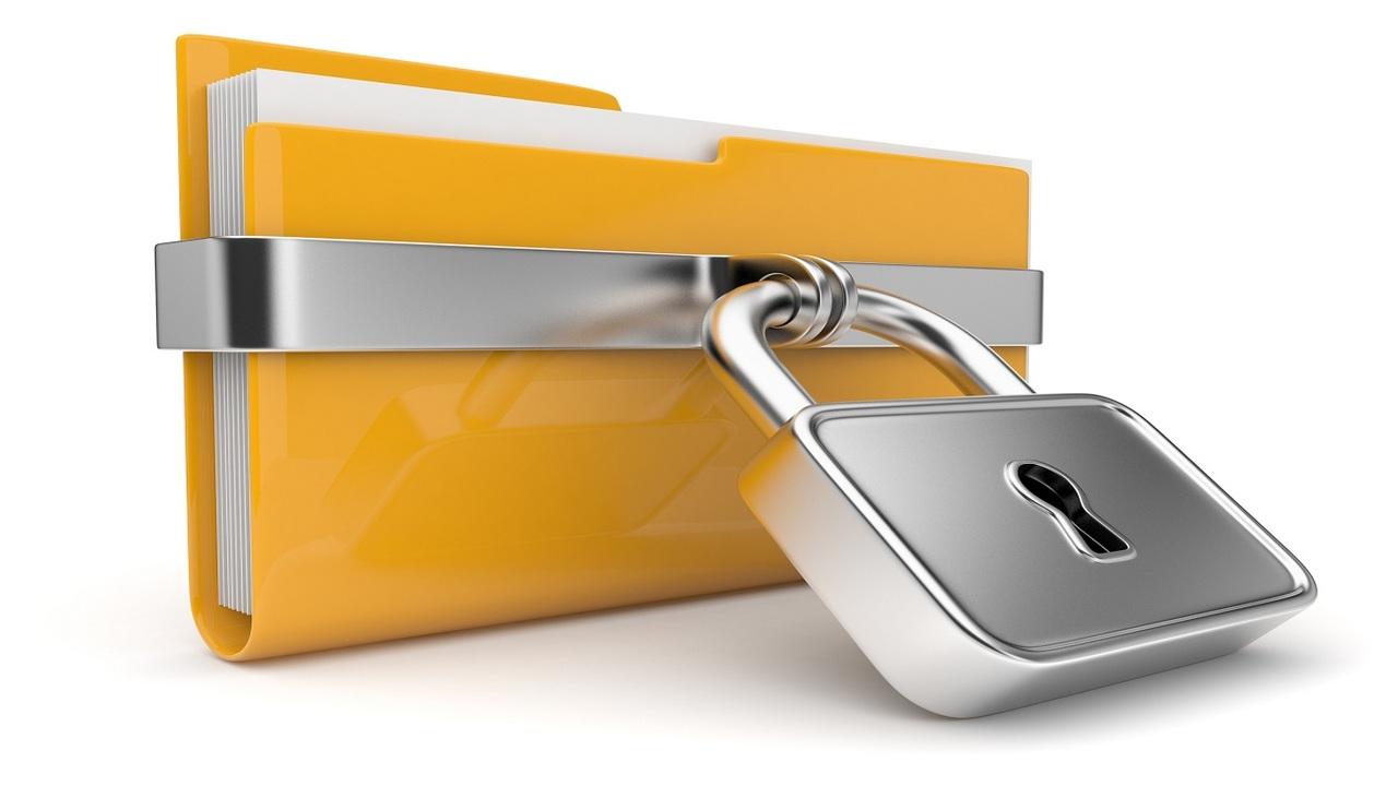 Master File Locker - Cách giấu file, khóa file trên Windows 10