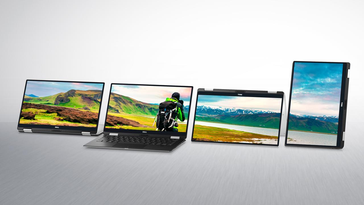 SP XPS13 2trong1 1 - Ấn tượng với loạt sản phẩm mới của Dell