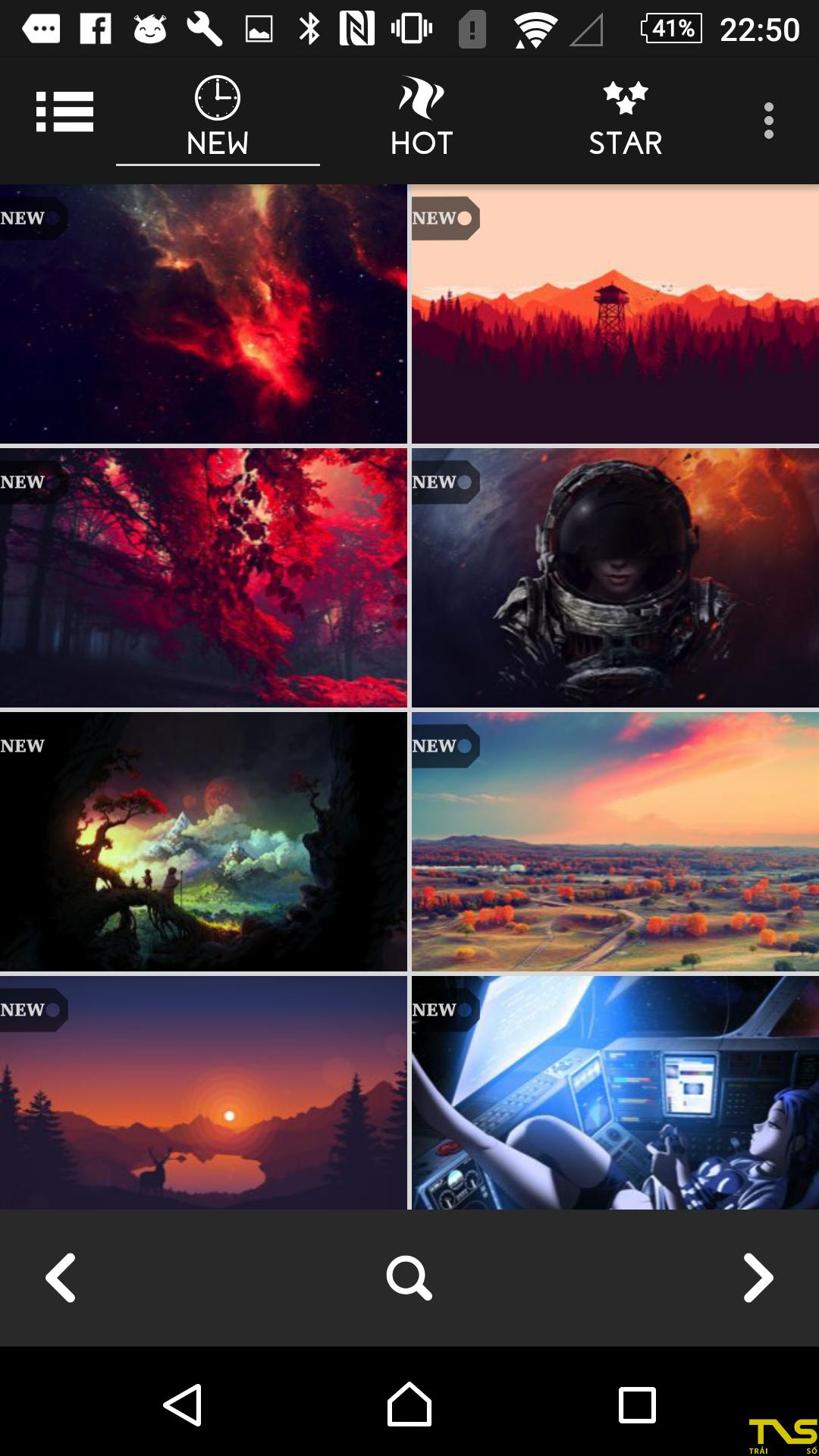 Screenshot 2017 10 18 22 50 23 - Một triệu hình nền đẹp cho Android miễn phí