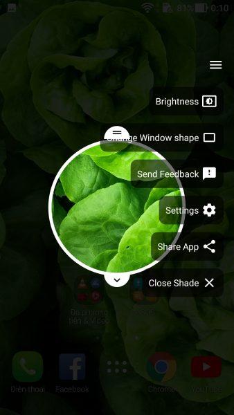 Screenshot 20171001 001054 338x600 - Cách chống nhìn trộm màn hình Android nơi đông người