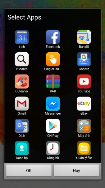 Screenshot 20171010 101450 338x600 - Cách đem giao diện iOS 11 lên Android
