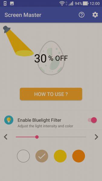 Screenshot 20171015 120037 338x600 - Các ứng dụng lọc ánh sáng xanh hay, miễn phí trên Android (P.2)