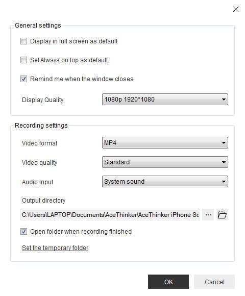 acethinker 5 - Đang miễn phí ứng dụng quay màn hình iPhone trị giá 30USD