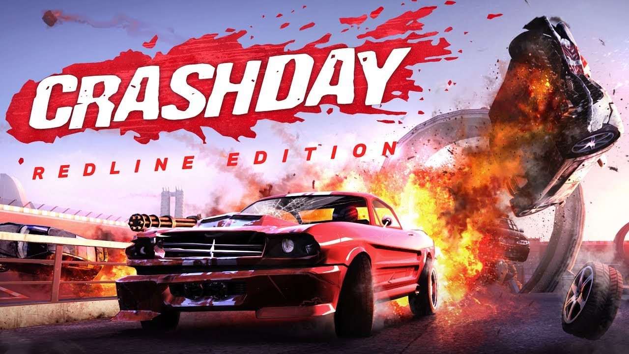 crashday redline edition featured - Game cũ mà hay: Crashday