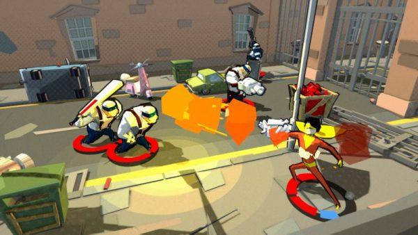 Deadbeat Heroes screenshot