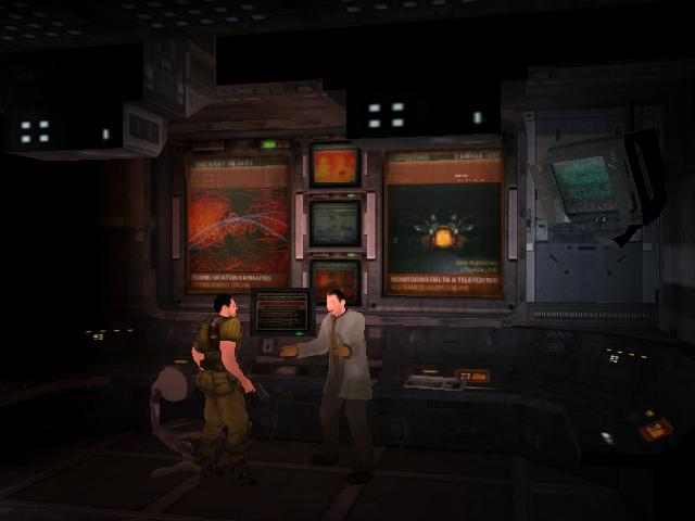 doom 3 1 - Game cũ mà hay: Doom 3