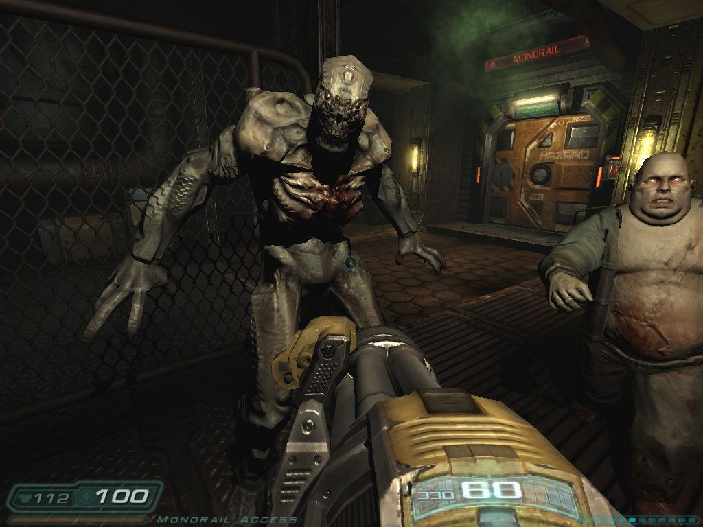 doom 3 10 - Game cũ mà hay: Doom 3
