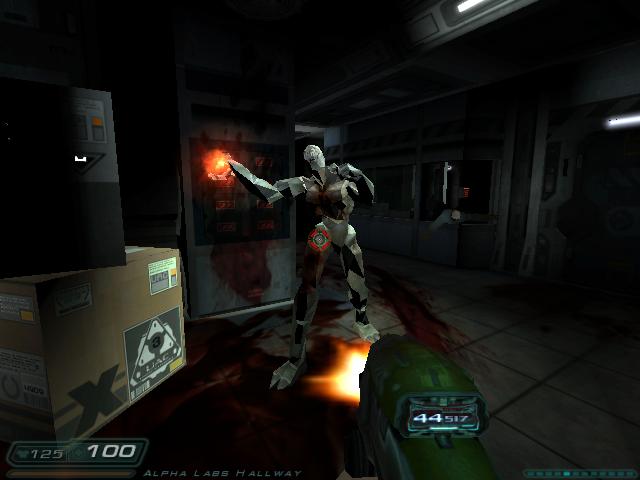 doom 3 2 - Game cũ mà hay: Doom 3